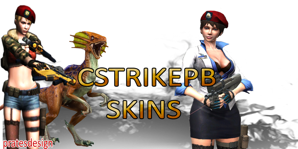 ☠ Counter Strike - Point Blank Skins ☠