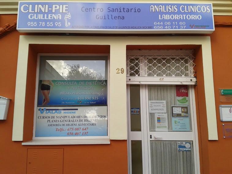 Centro Sanitario Guillena