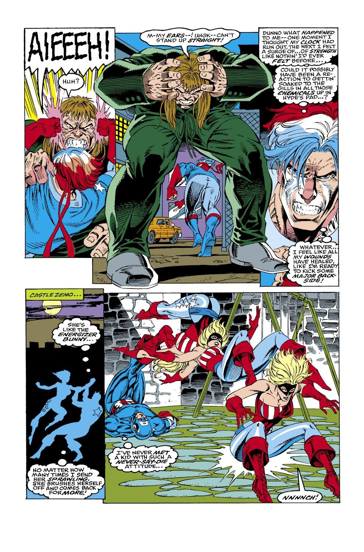 Captain America (1968) Issue #434 #384 - English 21
