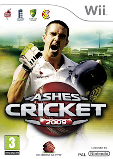 Ashes Cricket 2009 (PAL) Wii