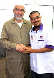 Bersama Syeikh Raed Solah