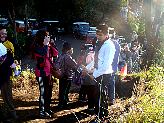 Jurnal Tour Paket Wisata Bromo 7 Juli 2014