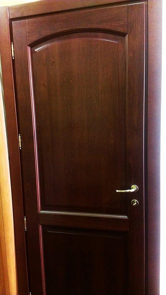 Punto fisso, tutto per l\'interno: Porte in Legno Massello, in ...