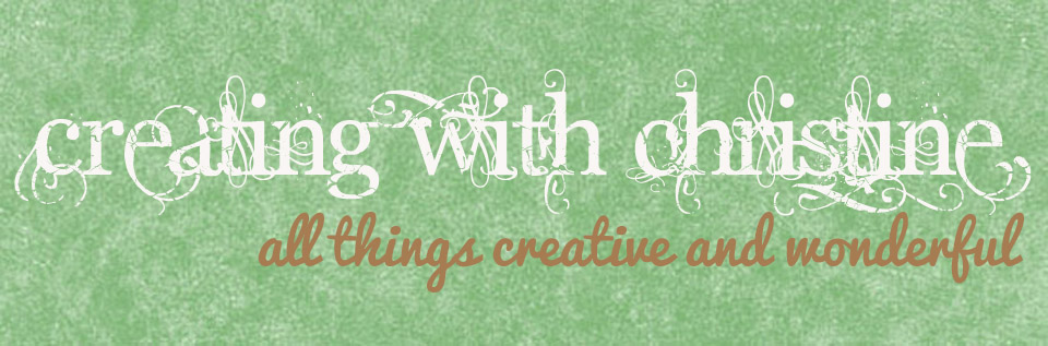 Creating with Christine