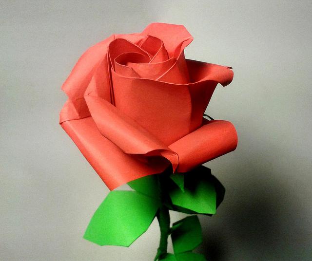 Красивые оригами фото