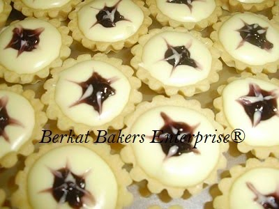 Mini Cheese Tarts (Blueberry, Strawberry, Kiwi, etc)