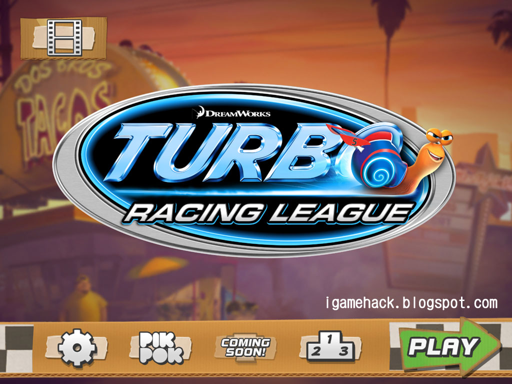 Turbo Racing League Hack Download 888,888,888 Tomatoes