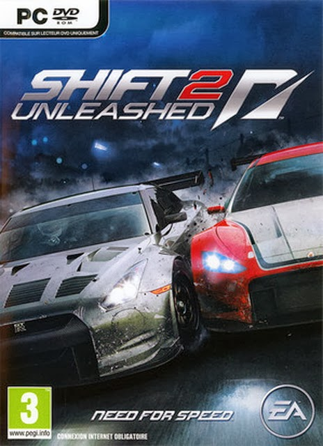 Need For Speed Shift 2. Unleashed (2011/RUS/ENG/RePack by R.G BestGamer) ,