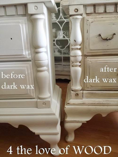 How Long Before Waxing Chalk Paint