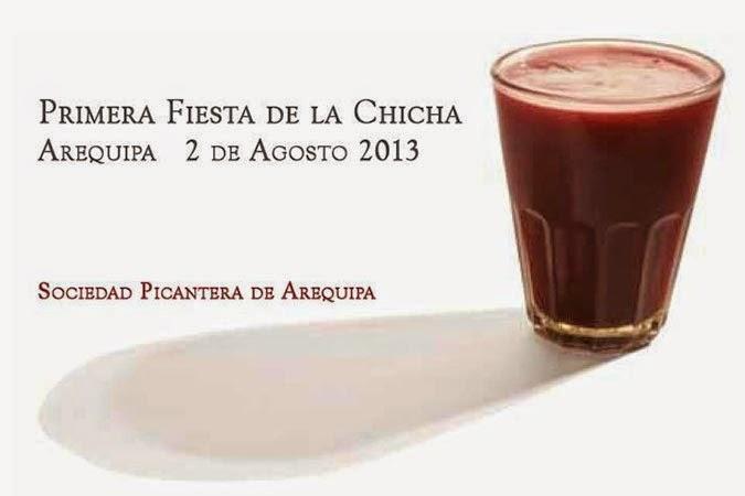 Fiesta de la chicha, arequipa 2014