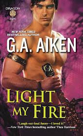 Light My Fire by GA Aiken