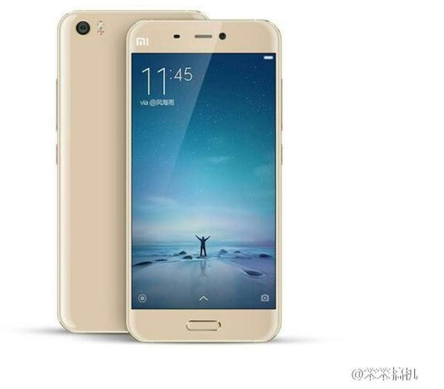 Inikah desain final Xiaomi MI5?, hadir dalam 4 pilihan warna