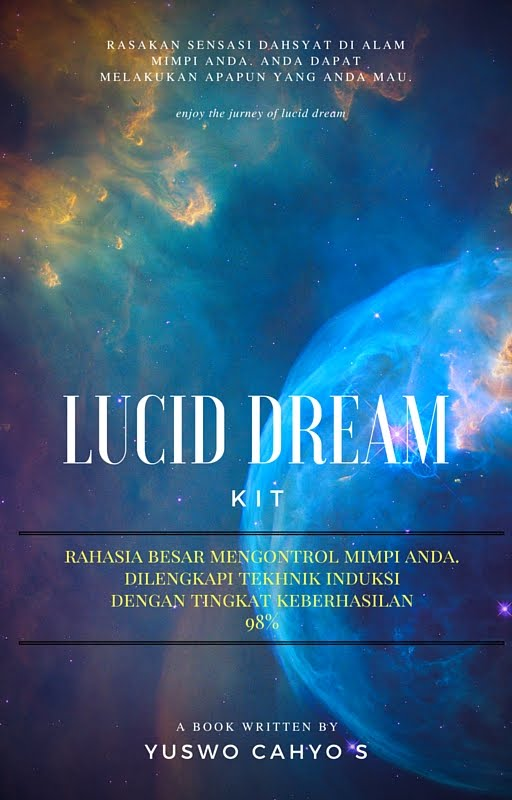 ebook : LUCID DREAM KIT