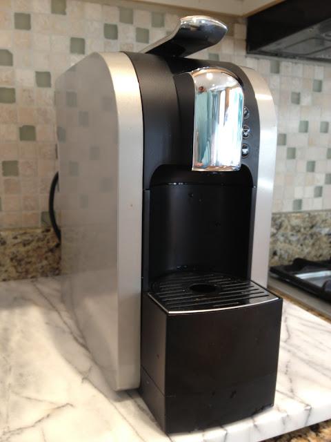 signature gourmet espresso maker instructions