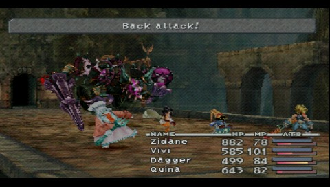 Final Fantasy IX, Chase Boss
