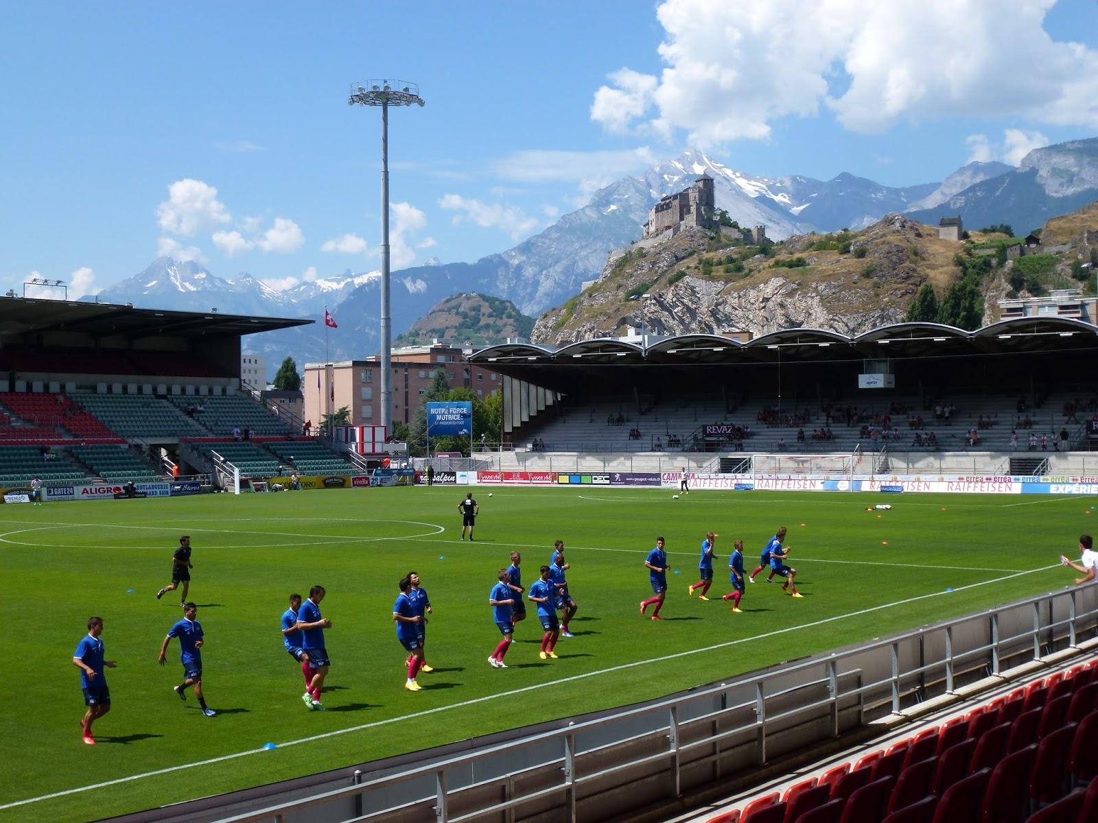 Tourist Attractions In Sion Switzerland Switzerland tourism