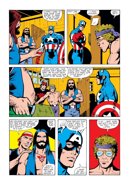 Captain America (1968) Issue #259 #174 - English 11