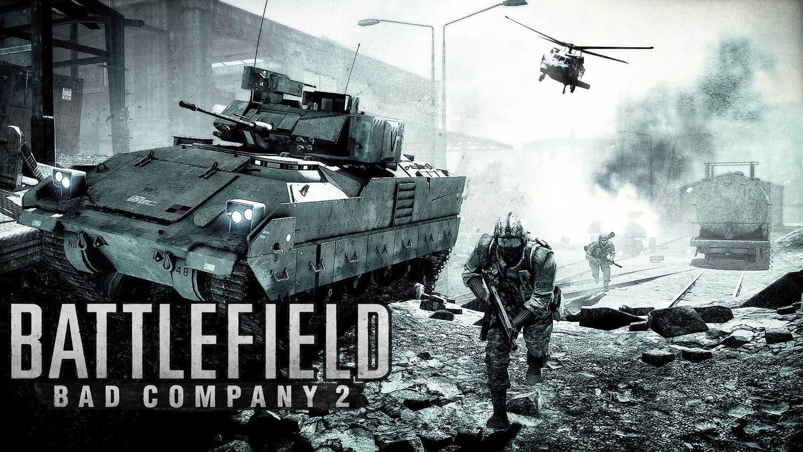 1 Battlefield: Bad Company 2 HD Wallpapers | Backgrounds ...