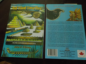 Oak Island Unearthed by John O. O'Brien