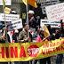 Kêu Gọi Tổng Biểu Tình Tại Pháp, Đức, Ý Phản Đối Trung Quốc Xâm Lược