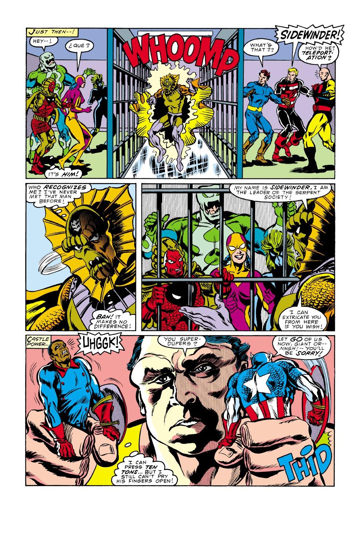 Captain America (1968) Issue #338 #267 - English 12