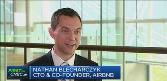 Multimillonarios, Nathan Blecharczyk