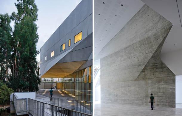 Museu de Arte Moderna - Tel Aviv, Israel