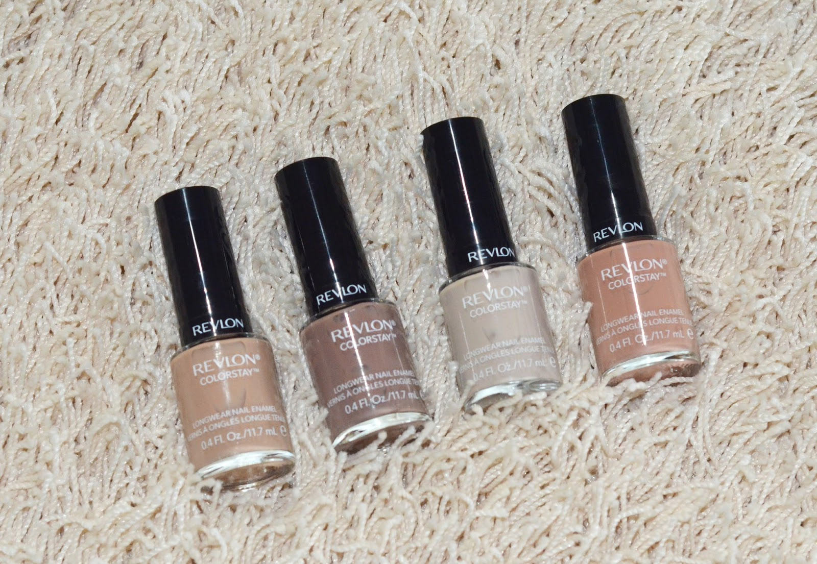 neutral nail polish favorites
