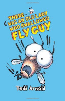 bookcover of There Was An Old Lady Who Swallowed Fly Guy