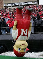 Jim Delany sees Nebraska as the Big Ten's Green Bay Packers.