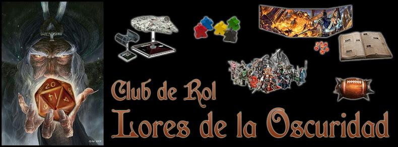 CLUB DE ROL LORES DE LA OSCURIDAD