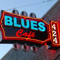 424 Blues Cafe'