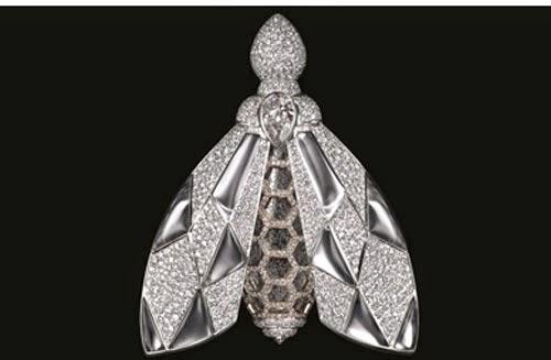 سر الملكة, قنينة عطر, اغلى عطر, روك كريستال بوتيل, عطر2014, لو سيكريت دي لا رين, عالم المنوعات,