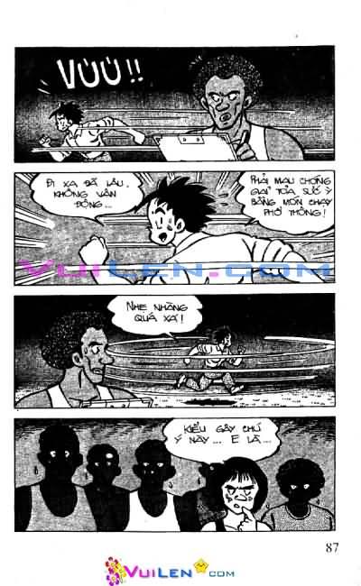 Jindodinho - Đường Dẫn Đến Khung Thành III  Tập 45 page 87 Congtruyen24h