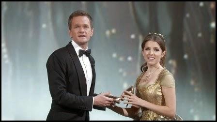 Oscars 2015: Neil Patrick Harris y Anna Kendrick