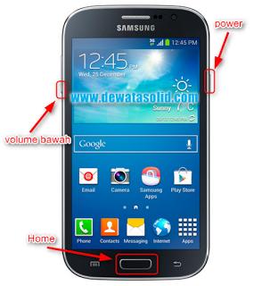 Cara Flashing Samsung Galaxy Grand Duos GT-I9082