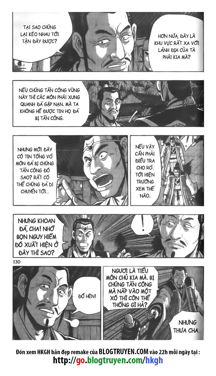 Hiệp Khách Giang Hồ chap 337 page 21 - IZTruyenTranh.com