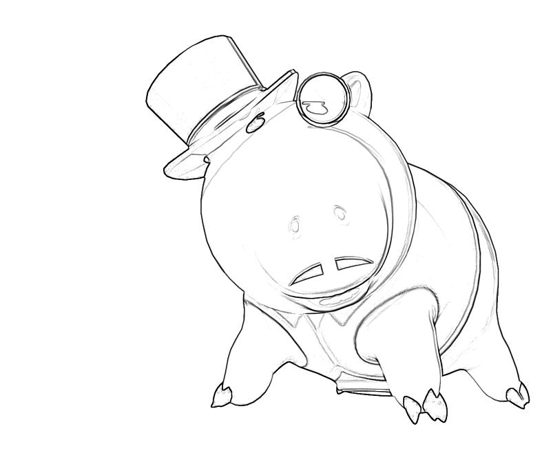 coloring pages nintendo characters - photo#33
