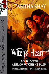 WITCH&#39;S HEART