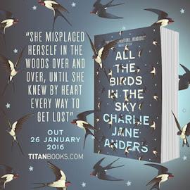 2017年夏季必讀:超精彩奇幻小說《群鳥飛舞的世界末日》(臉譜6月)