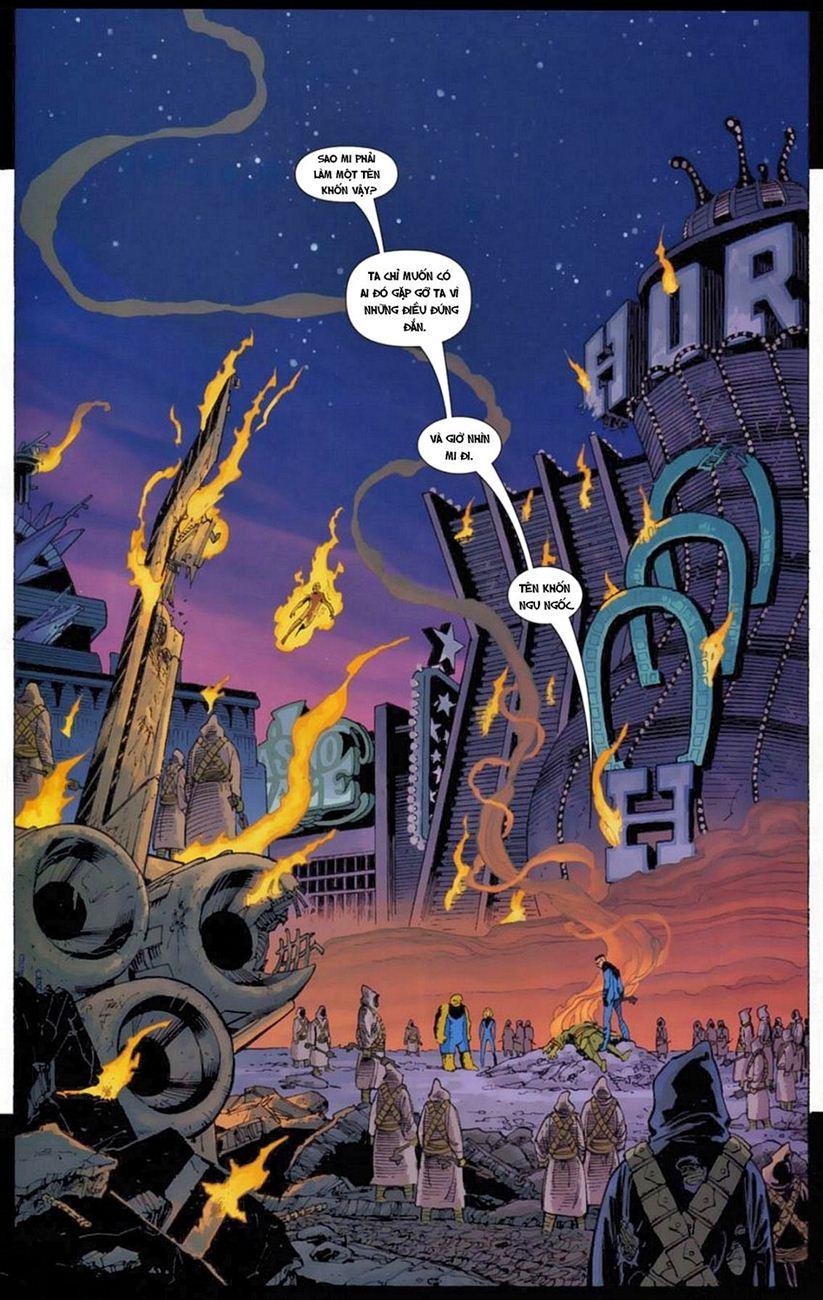 Ultimate Fantastic Four chap 18 - Trang 17