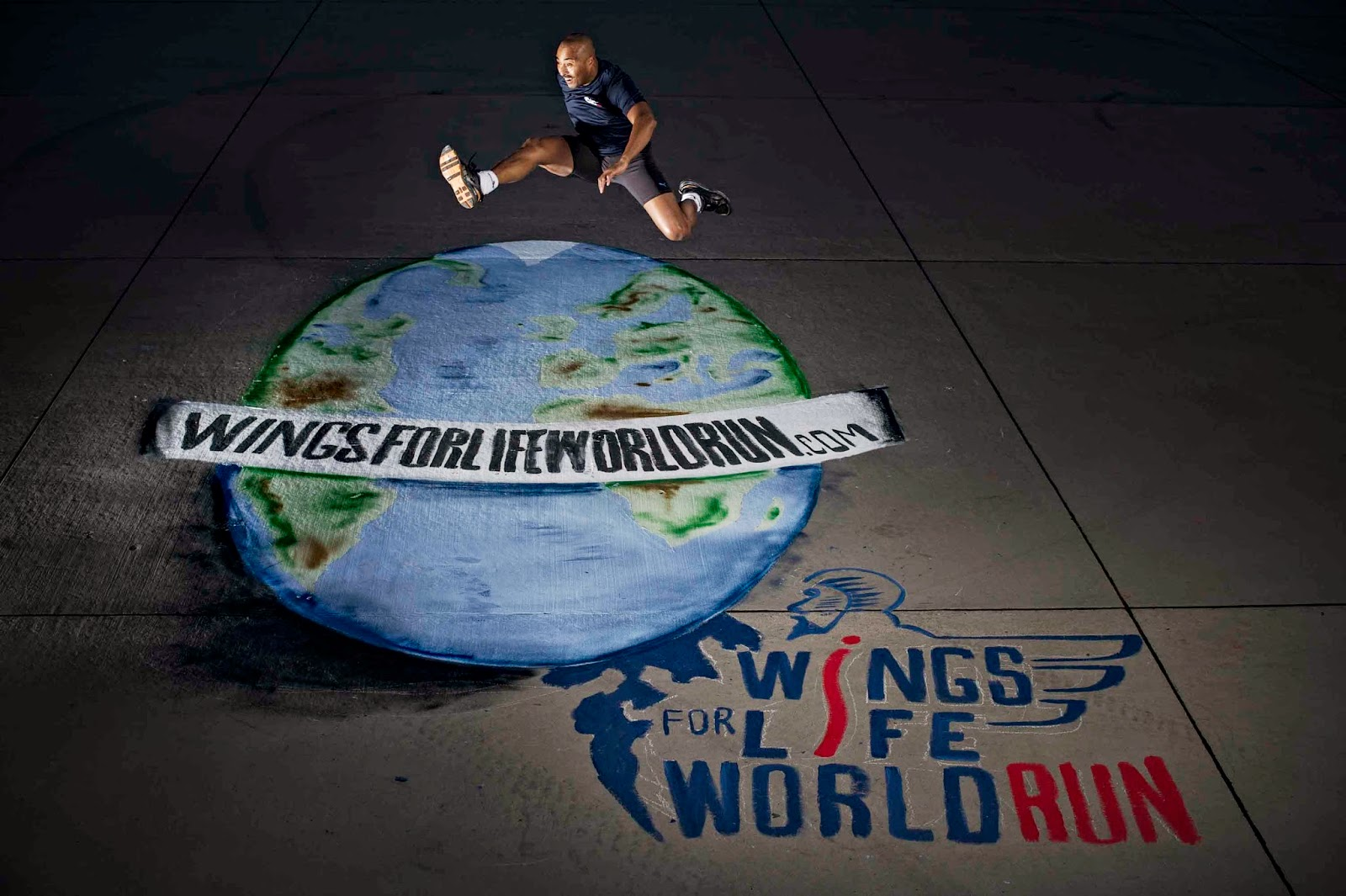 ¿Te apuntas conmigo a Wings For Life World Run?