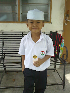 great muslim in the making!