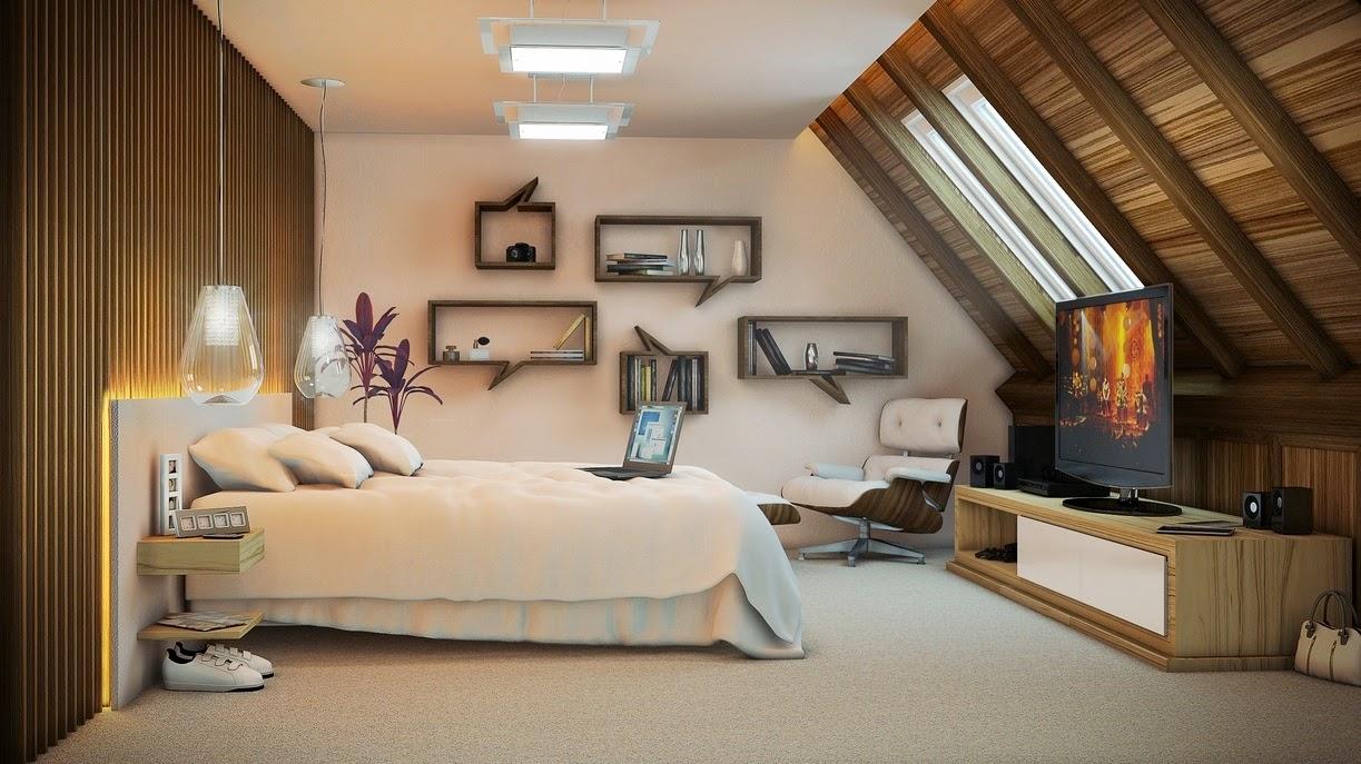 - Camera da letto con parquet ...