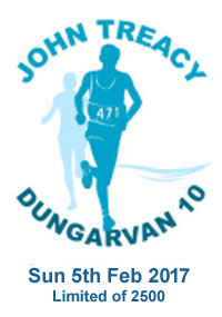 Dungarvan 10 mile road race...Sun 7th Feb 2017...Now closed