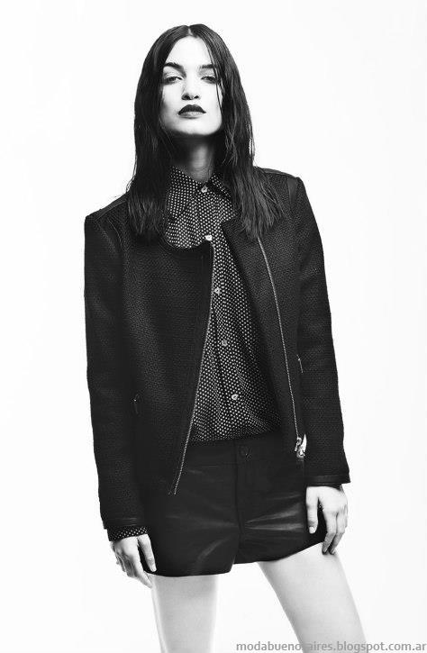 Ginebra invierno 2013 moda chaquetas.