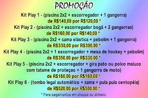 PROMOÇAO DE BRINQUEDOS !!!!