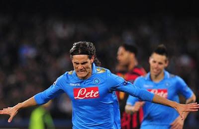 Napoli 2 - 1 Manchester City (1)