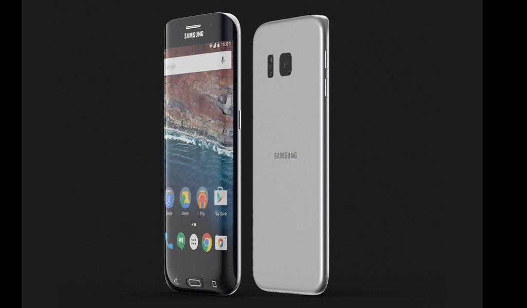 Samsung Galaxy S7 Edge Concept (2017) - Phonetech