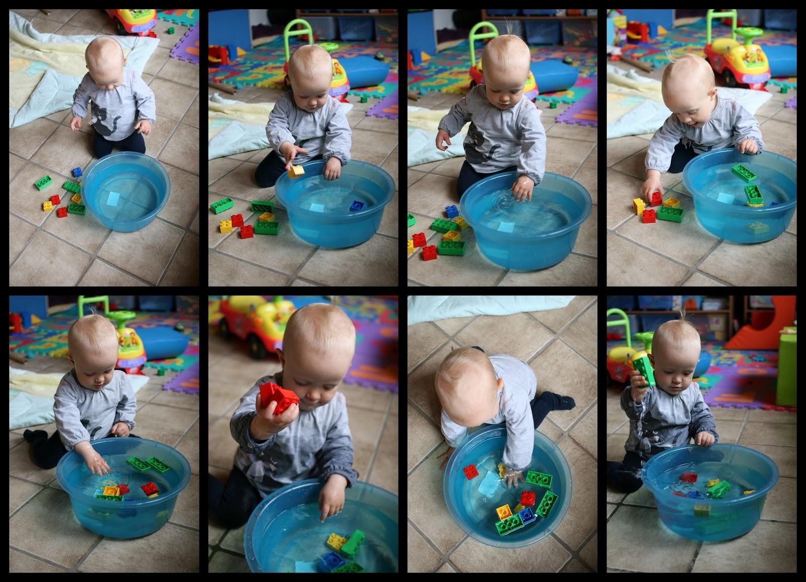 Jugando con agua show disco chilena 8
